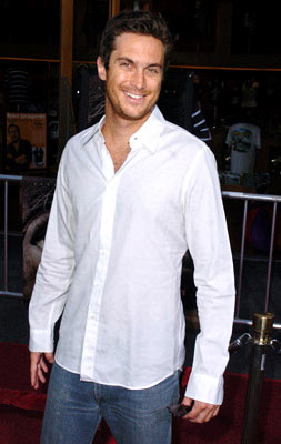 Premiere: Oliver Hudson at the Universal City premiere of Universal Pictures' The Skeleton Key - 8/2/2005