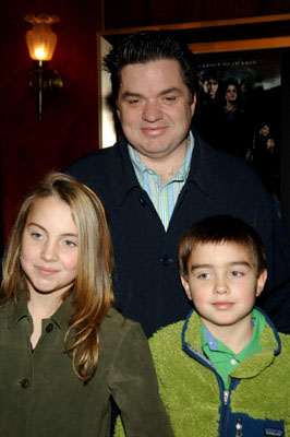 Premiere: Oliver Platt at the NY premiere of Warner Bros. Pictures' Harry Potter and the Goblet of Fire - 11/12/2005