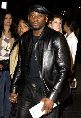 Premiere: Omar Epps at the LA premiere of New Line's A Man Apart - 4/1/2003