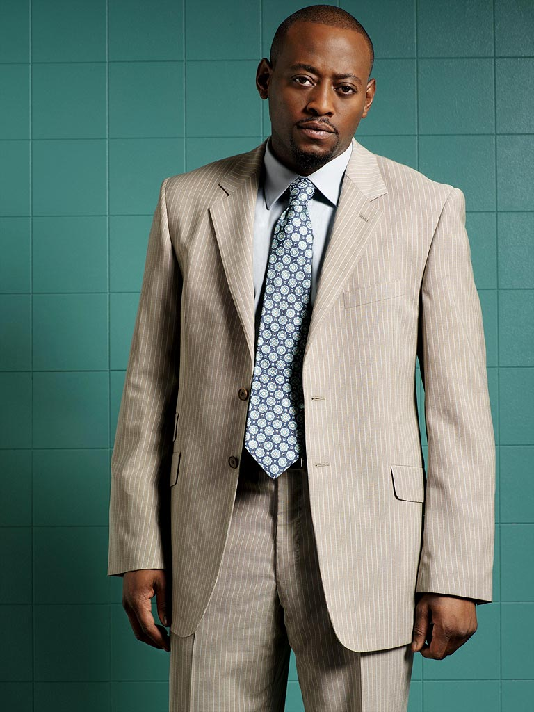 Omar Epps stars as Dr. Eric Foreman on FOX Television Network's House.