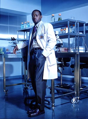 "Omar Epps as Dr. Eric Foreman Fox's ""House"""