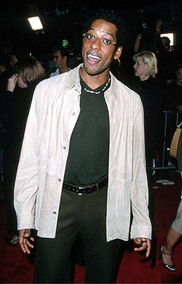 Premiere: Orlando Jones at the Mann Village Theater premiere of 20th Century Fox's Bedazzled - 10/17/2000