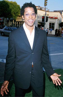 Premiere: Orlando Jones at the Mann's Village Theatre premiere of Warner Brothers' The Replacements - 8/7/2000
