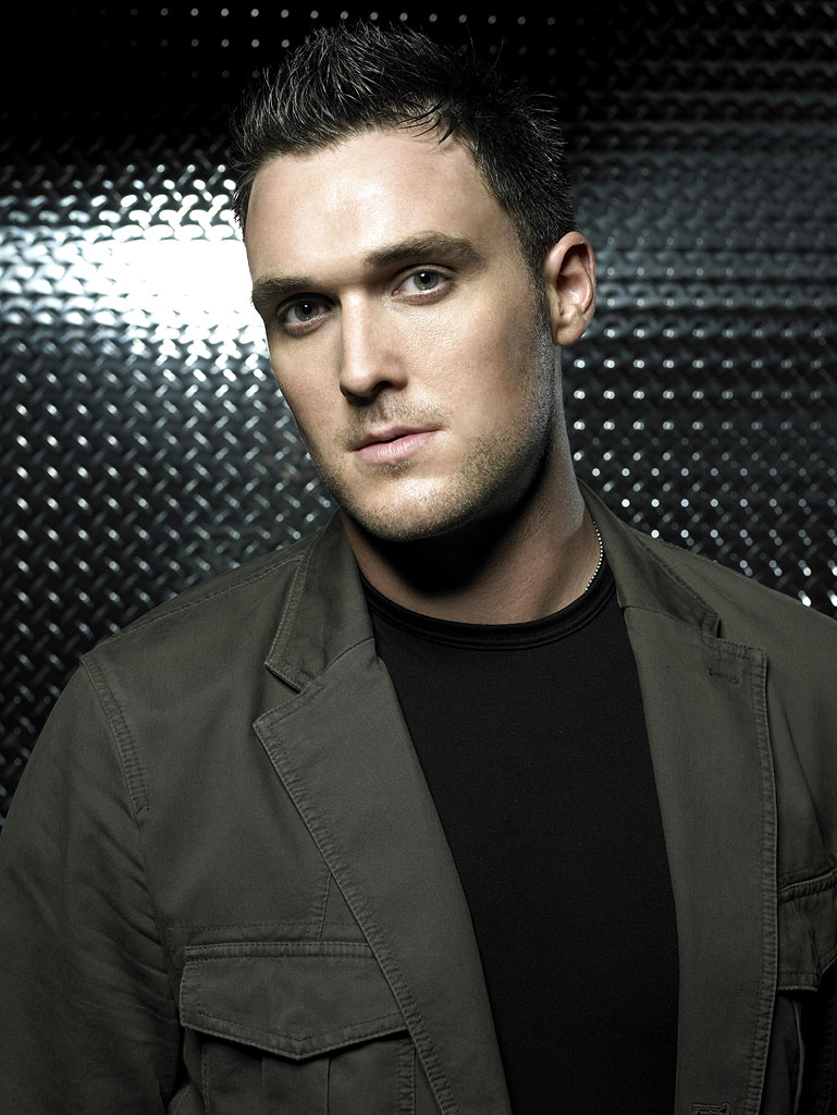 Owain Yeoman stars as Lucas Dalton in The Nine on ABC.