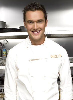 Owain Yeoman FOX's Kitchen Confidential
