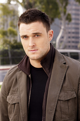 "Owain Yeoman ABC's ""The Nine"""