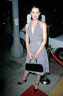 Premiere: Paget Brewster at the Los Angeles premiere of Regent's The Specials - 9/18/2000