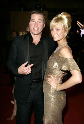 Val Kilmer and Paris HiltonKiss, Kiss, Bang, Bang Premiere Cannes Film Festival - 5/14/05