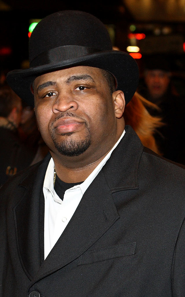 "Patrice O'Neal arrives for the ""Come Back, Little Sheba"" Broadway Opening Night at the Biltmore Theatre on January 24, 2008 in New York City, New York."