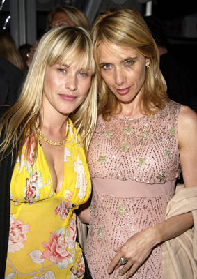 "Patricia Arquette and Rosanna Arquette ""Searching for Debra Winger"" Dinner Cannes Film Festival - 5/16/2002"