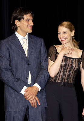 Andrew Davoli and Patricia Clarkson Welcome to Collinwood Premiere Cannes Film Festival - 5/24/2002 Patricia Clarkson