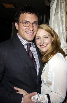 Anthony Russo, Patricia Clarkson Welcome To Collinwood Premiere Toronto Film Festival - 9/7/2002