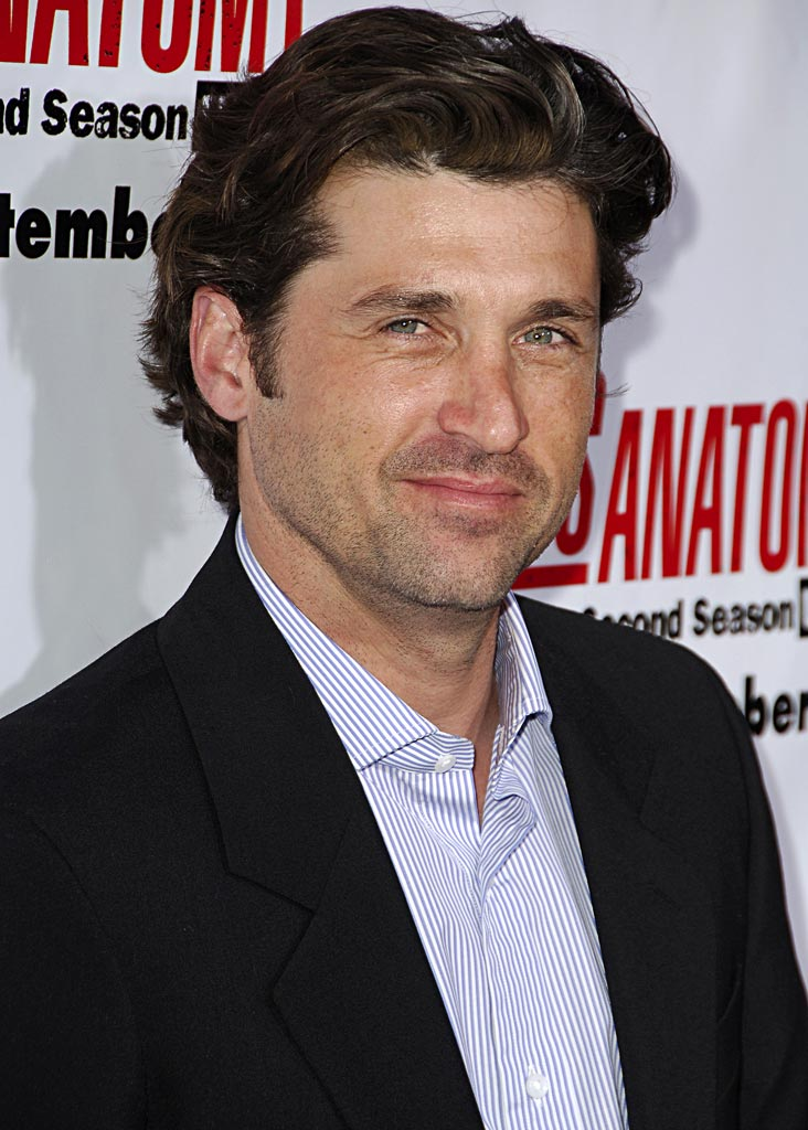 Patrick Dempsey at the Grey's Anatomy Complete Second Season - Uncut DVD Launch Event on September 5, 2006
