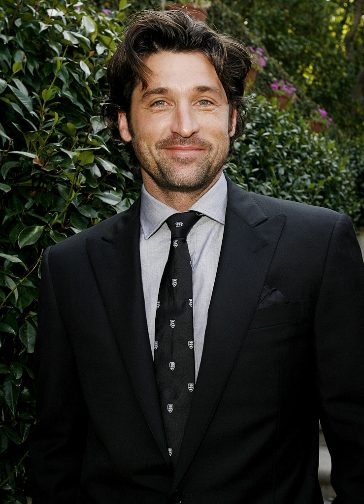 Patrick Dempsey at The Rape Treatment Center Annual Brunch Hosted by the Cast of Grey's Anatomy.