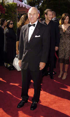 Patrick Stewart 56th Annual Emmy Awards - 9/19/2004