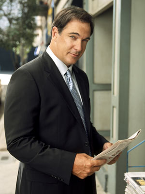 Patrick Warburton ABC's Less Than Perfect