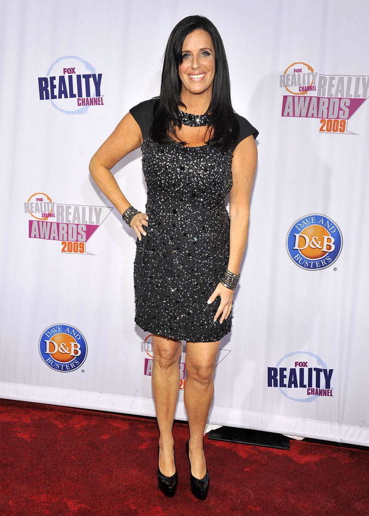 Patti Stanger poses for a picture at the 2009 Fox Reality Channels Really Awards held at The Music Box @ Fonda on October 13, 2009 in Los Angeles, California.