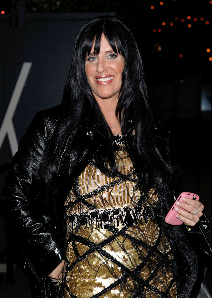 Patti Stanger sighting in West Hollywood on April 29, 2009 in Los Angeles, California.