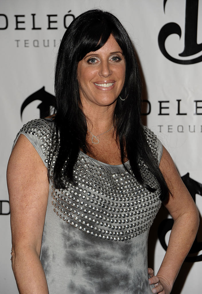 Patti Stanger attends the DeLeon Tequila Cinco De Mayo launch party at Chateau Marmont on May 5, 2009 in Los Angeles, California.