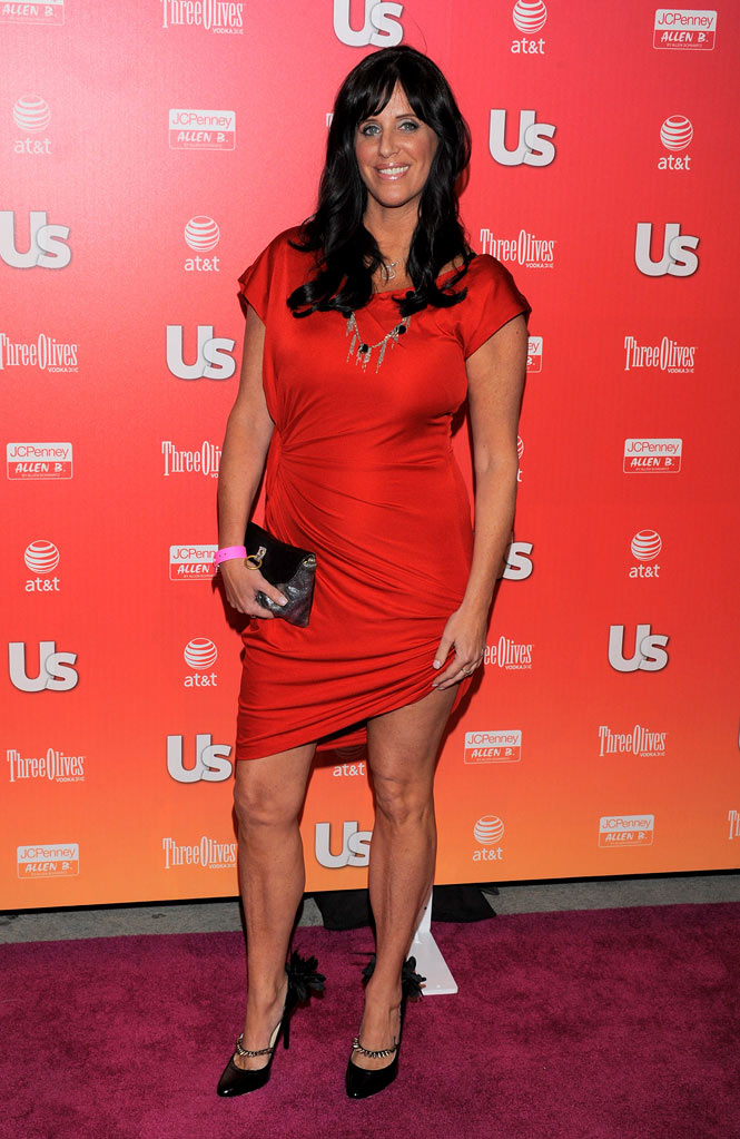 Patti Stanger arrives at US Weekly Hot Hollywood Style Issue Event at MyHouse on April 22, 2009 in Los Angeles, California.