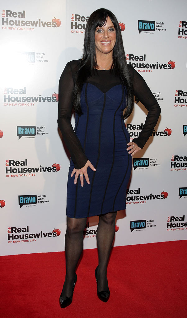 "Patti Stanger attends ""The Real Housewives of New York City"" season 2 premiere party at Gilt at the Palace Hotel on February 11, 2009 in New York City."
