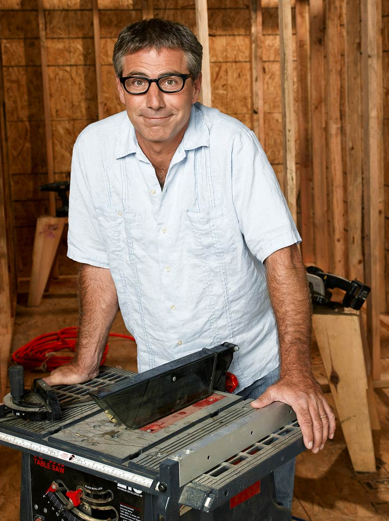 Designer Paul DiMeo appears on ABC Television Network's Extreme Makeover: Home Edition