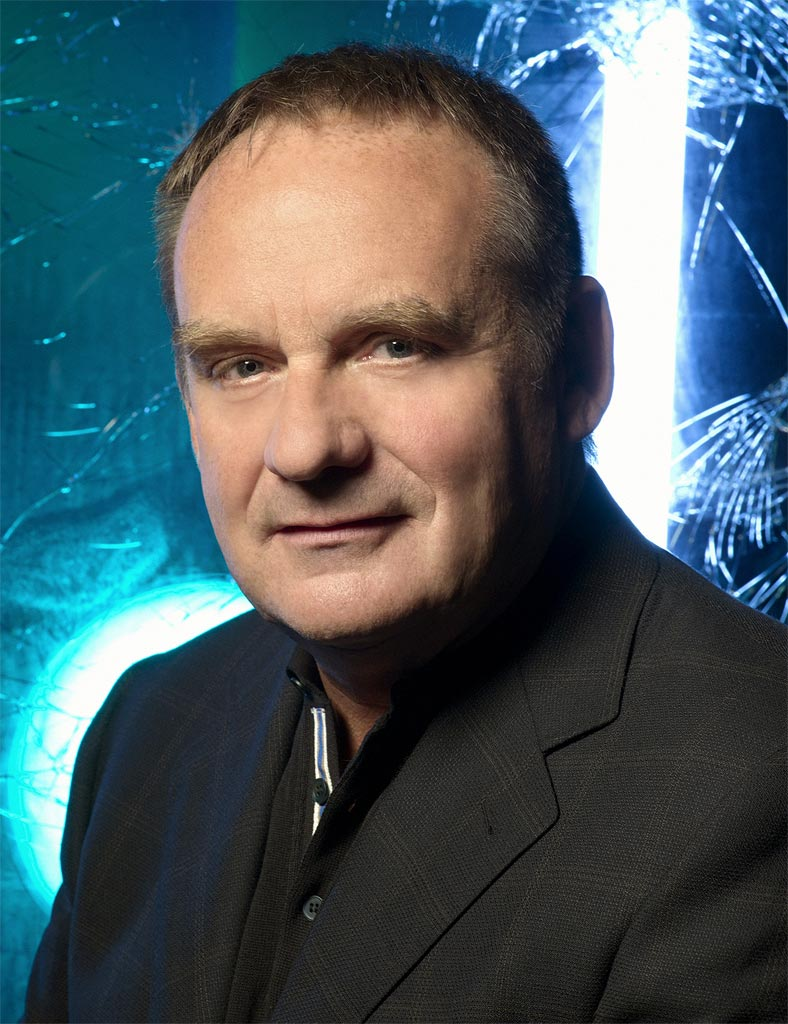 Paul Guilfoyle stars as Capt. Jim Brass in the CBS series CSI: Crime Scene Investigation.