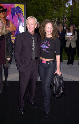 Premiere: Paul Hogan and Jerri Manthey at the LA premiere of Paramount's Crocodile Dundee In Los Angeles - 4/18/2001