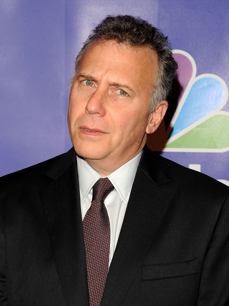 Paul Reiser attends the 2010 NBC Upfront presentation at The Hilton Hotel on May 17, 2010 in New York City.