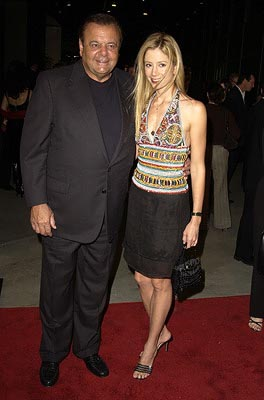 Premiere: Paul Sorvino and Mira Sorvino at the Hollywood premiere of 20th Century Fox's Solaris - 11/19/2002