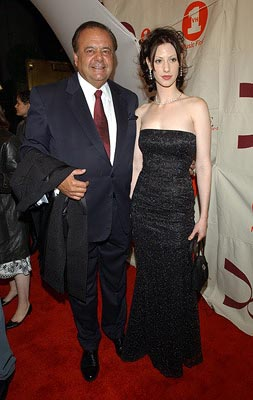 Paul Sorvino and gal VH1 Vogue Fashion Awards - 10/15/2002