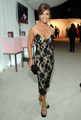 Paula Abdul 13th Annual Elton John AIDS Foundation Oscar Party West Hollywood, CA - 2/27/05
