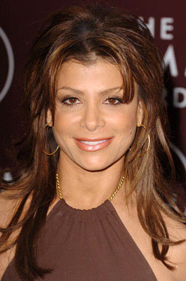 Paula Abdul The 47th Annual GRAMMY Awards - Arrivals Staples Center - Los Angeles, CA - 2/13/05