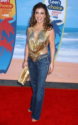 Paula Abdul The 2004 Teen Choice Awards on Fox