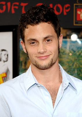 Premiere: Penn Badgley at the LA premiere of 20th Century Fox's John Tucker Must Die - 7/25/2006