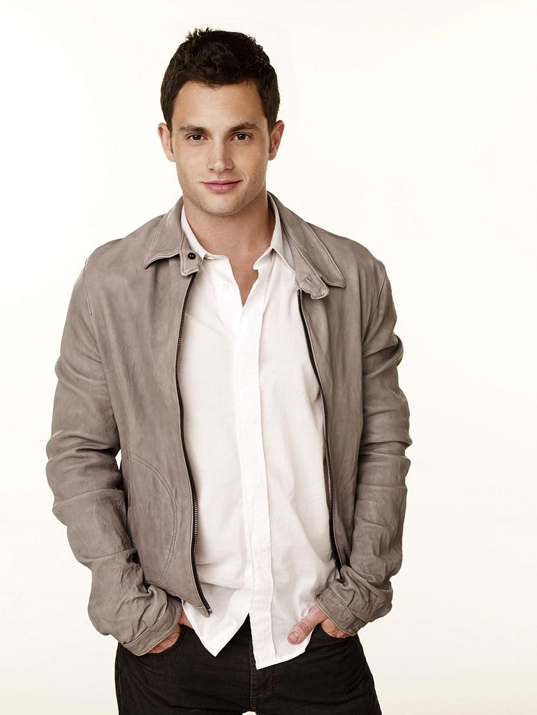 Penn Badgley stars as Dan Humphrey in Gossip Girl.