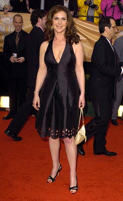 Peri Gilpin Screen Actors Guild Awards 2/22/2004