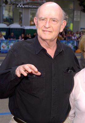Premiere: Peter Boyle at the LA premiere of Warner Bros. Scooby Doo 2: Monsters Unleashed - 3/20/2004