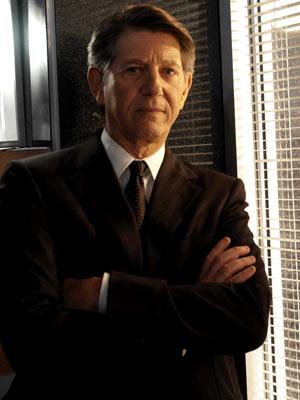 "Peter Coyote as Special Agent Virgil ""Web"" Webster FOX's The Inside"