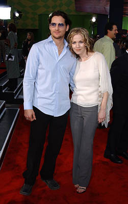 Premiere: Peter Facinelli and Jennie Garth at the LA premiere of Universal's The Scorpion King - 4/17/2002