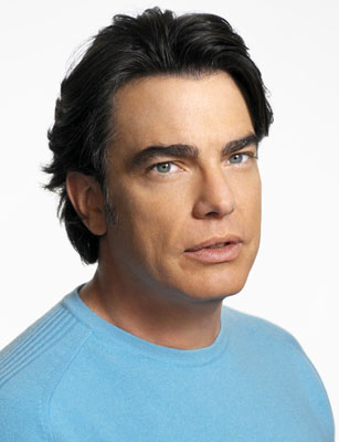 Peter Gallagher FOX's The O.C.