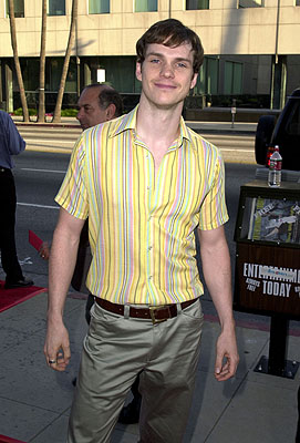 Premiere: Peter Paige at the Beverly Hills premiere of 20th Century Fox's Moulin Rouge - 5/16/2001