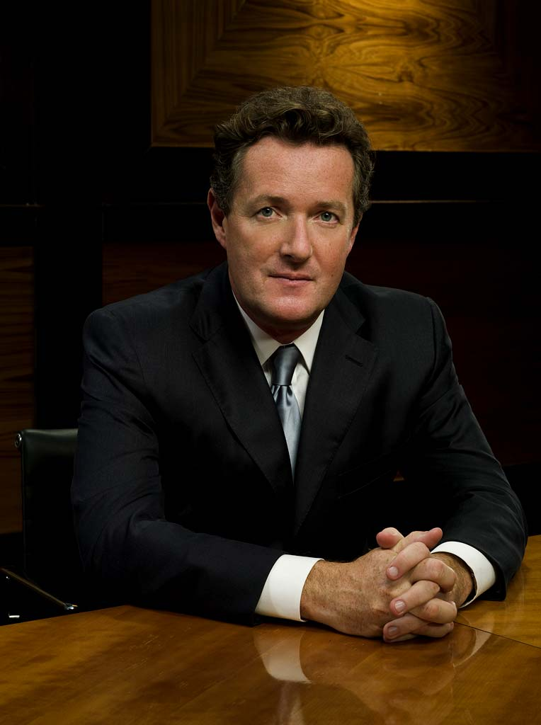 Piers Morgan competes in the 7th season of The Apprentice.