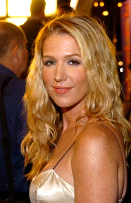 Premiere: Poppy Montgomery at the LA premiere of New Line's The Lord of the Rings: The Return of The King - 12/3/2003