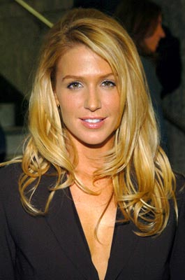 Poppy Montgomery Tribeca Film Festival, May 5, 2004
