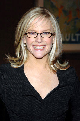 Rachael Harris at the New York premiere of Showtime's Fat Actress - 3/2/2005
