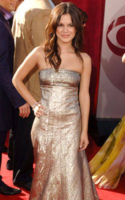 Rachel Bilson 57th Annual Emmy Awards Arrivals - 9/18/2005