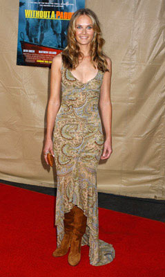 Premiere: Rachel Blanchard at the Los Angeles premiere Paramount Pictures' Without a Paddle - 8/16/2004