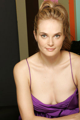 Rachel Blanchard 2005 Toronto Film Festival - Where the Truth Lies Portraits