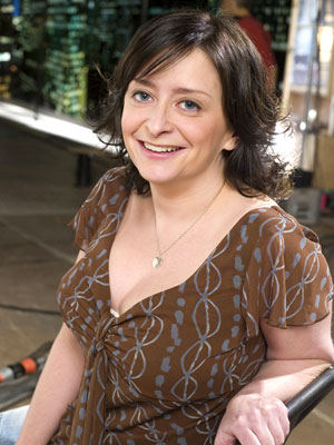 "Rachel Dratch as Jenna de Carlo NBC's ""30 Rock"""